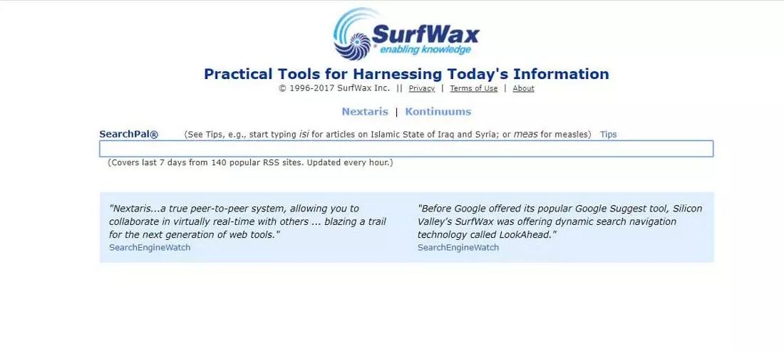 Surfwax-DeepWeb