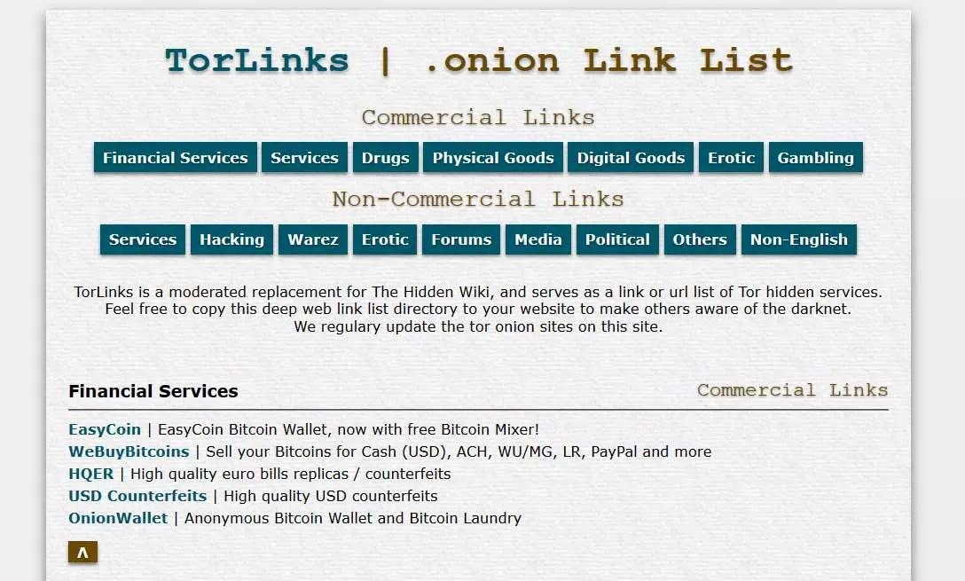 TorLinks
