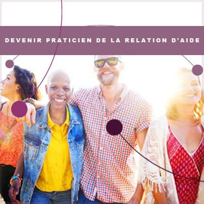 Devenir praticien de la relation d'aide