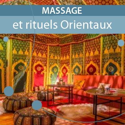 Formation au massage Oriental et rituel