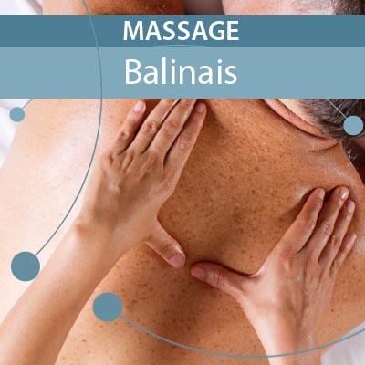 Formation au massageBalinais