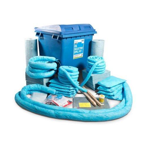 Κάδος Aντιμετώπισης Διαρροών Spill Kit 1100