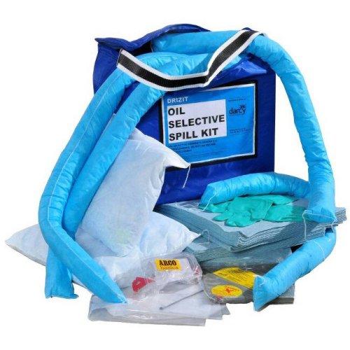 Τσάντα Συλλογής Διαρροών Spill Kit 50