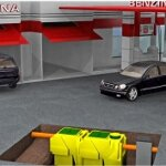 Waste Water Plants for Car Stations