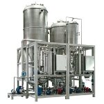 Multistage Evaporators EVS.W 10-100 m3/day