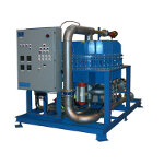 Industrial Water treatment Units