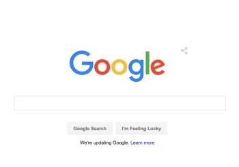 image of googles new logo