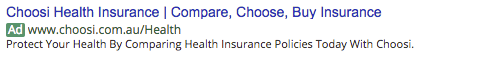 choosi cheap health insurance
