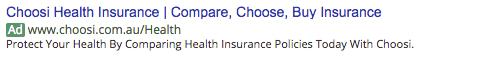choosi cheap health insurance