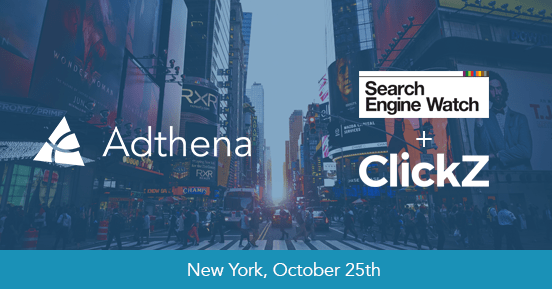 Adthena - The Transformation of Search Summit New York