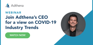 Join Adthena's CEO for a view on COVID-19 Industry Trends