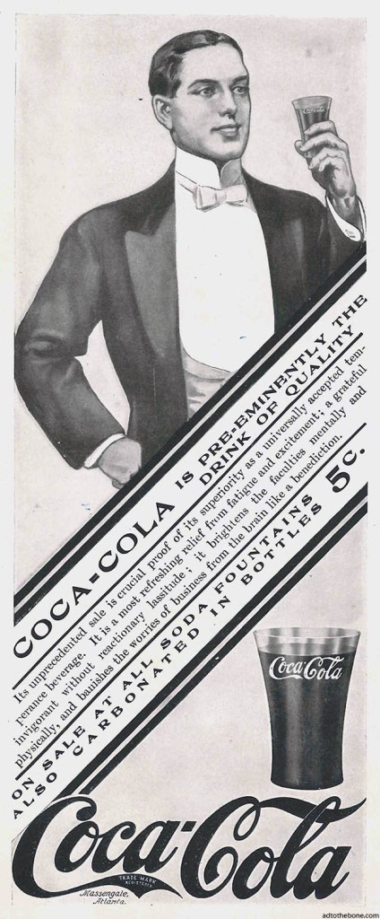 1906 Coca-Cola Massengale magazine ad