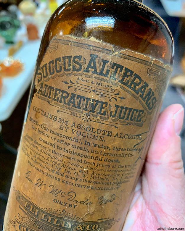 Succus Alterans Alternative Juice