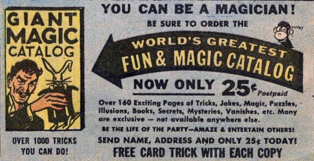 You can be a magician!