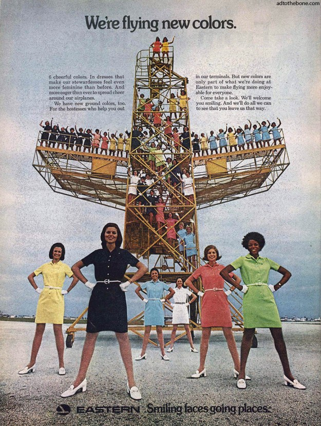 1969 magazine ad for Eastern Air Lines (1926-1991)