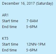 16 Desember 2017