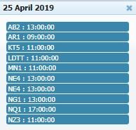 Adu Ayam PW - Jadwal Sabung Ayam 25 April 2019