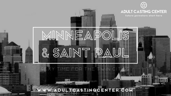 Porn casting in Minneapolis