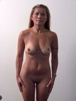 Female - full nude front photo