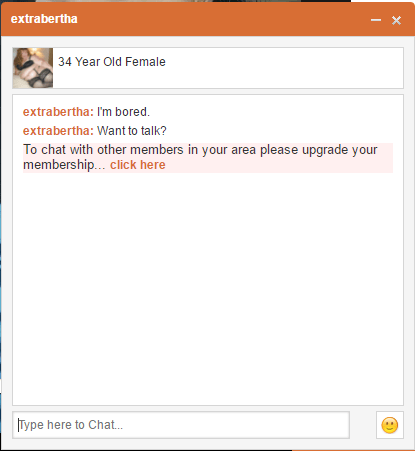 BBW Desire chat upgrade