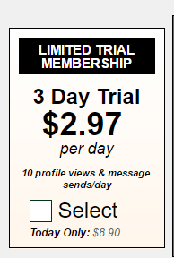Black Crush limited trial