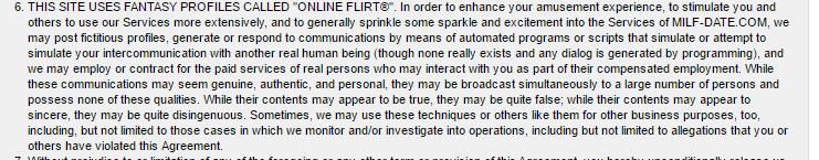 Milf Date Online Flirts