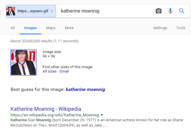 get it on reverse google
