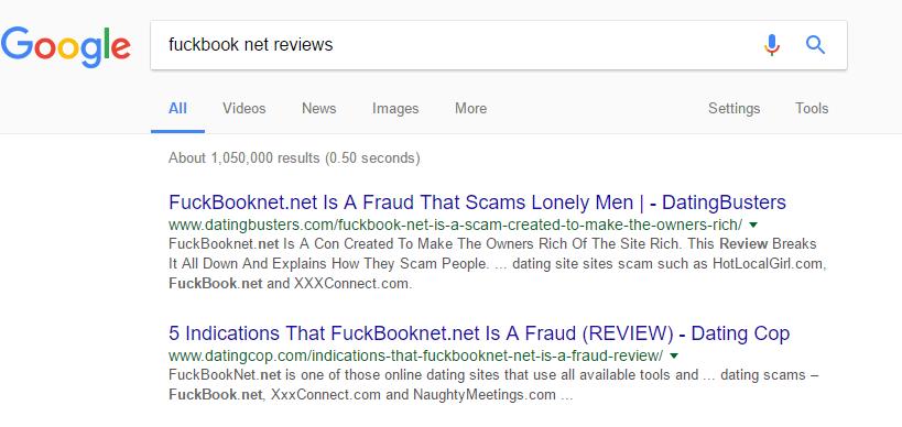 Fuckbook Net reviews