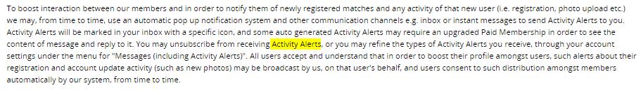 MaturesforFuck Activity Alert