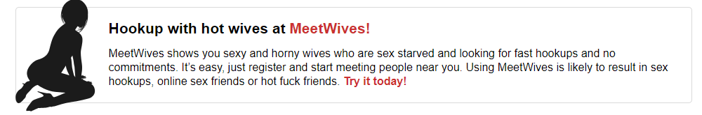 Meet Wives hot wives