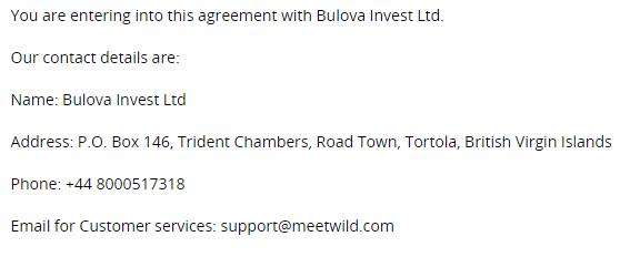 meet wild Bulova network