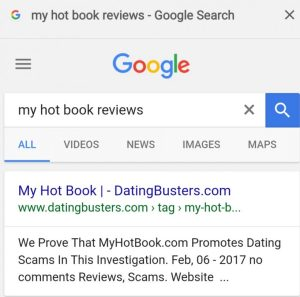 my hot book reviews