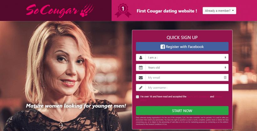SoCougar.com screencap