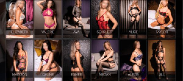 Society Service review who are the escorts