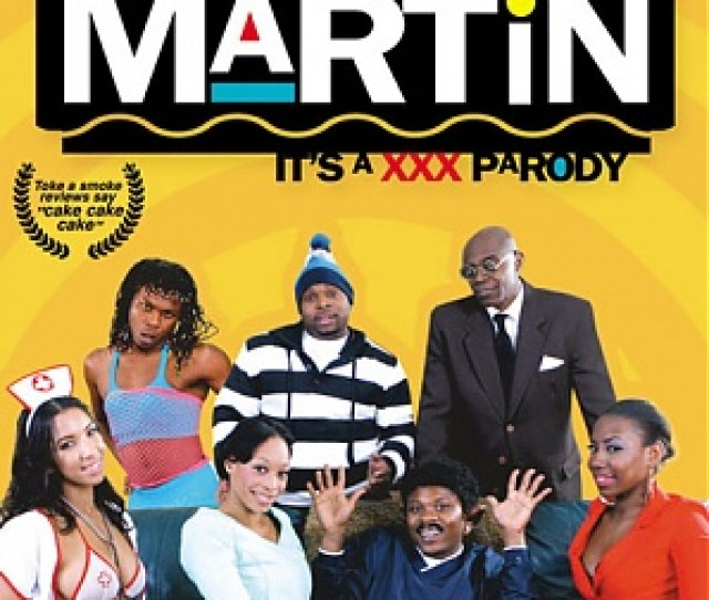 Cant Be Martin Its A Xxx Parody Adult Dvd  E2 96 B3