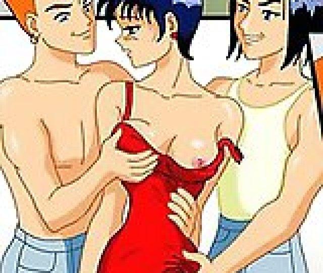 Beauties Group Sex Drunken Hentai Orgy Hot Porn