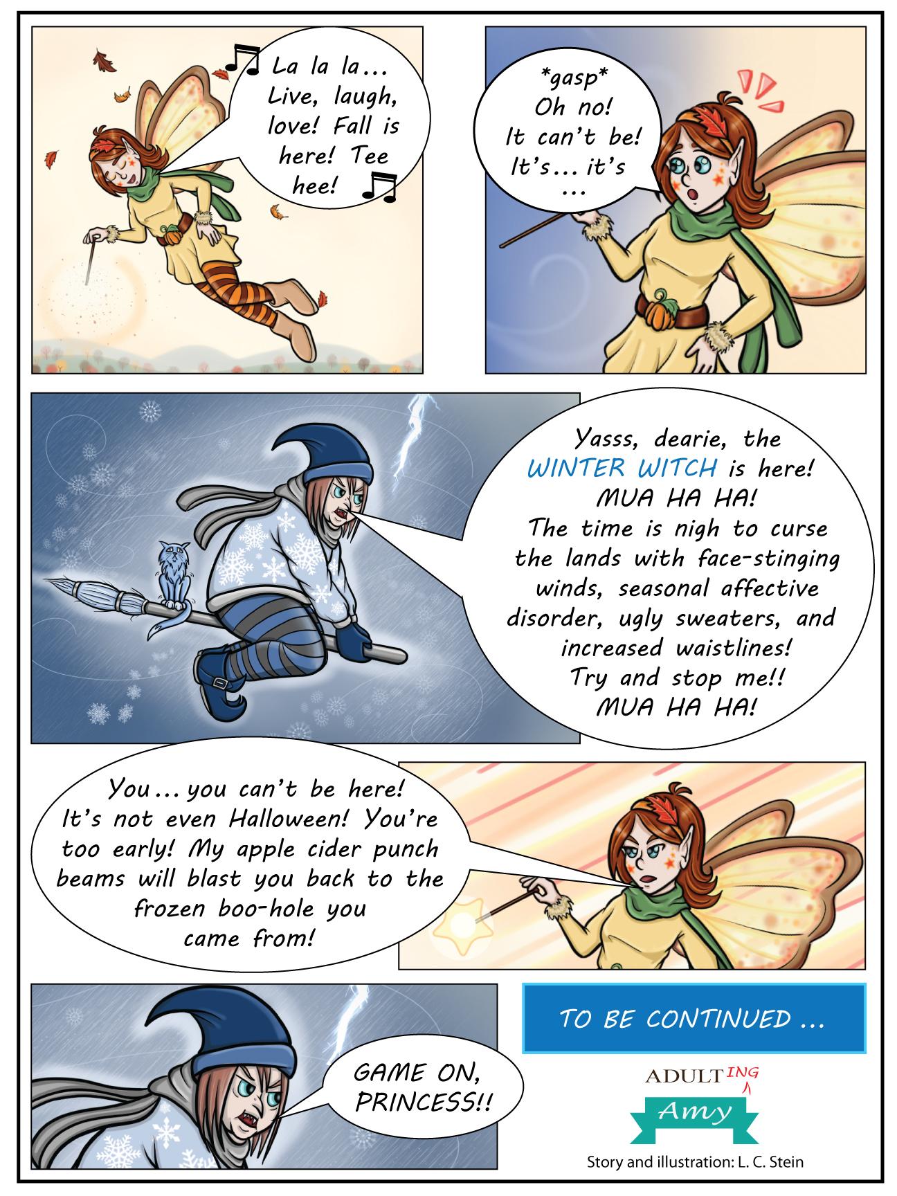 Battle For Winterfall: Part 1