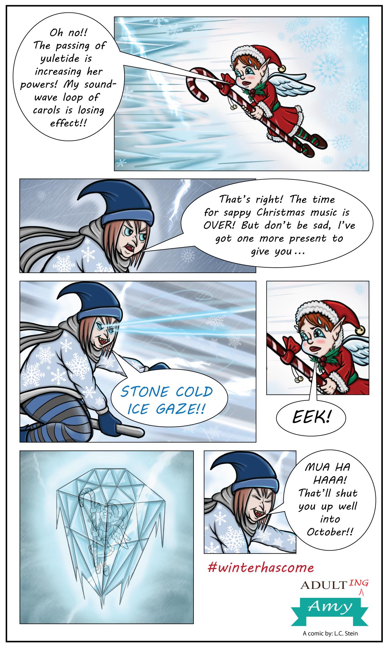 Battle For Winterfall: Final Chapter