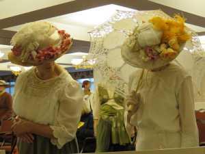 2018 ALI Titanic Class Model Hats