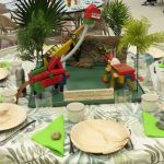 ALI Table Centerpiece at 2019 Festival of Tables