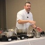 ALI 2019 Chef Travis 5 Mother Sauces Class