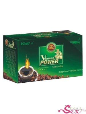 Viamax Power Sexy Coffee Only For Male - adultsextoy.in