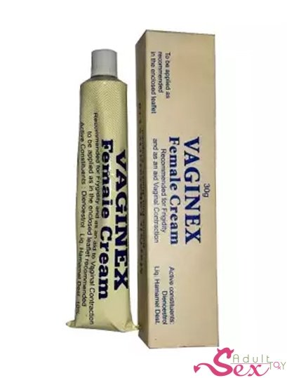 Vaginex Female Cream 30g Made in England - adultsextoy.in