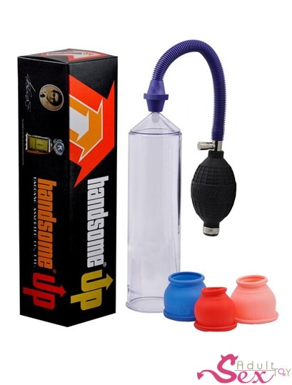 Handsome Up Penis Enlargement Pump-adultsextoy.in