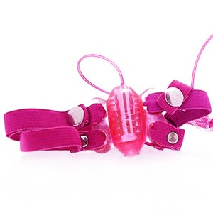 Nasstoys Mini Butterfly Clit Teaser – Pink