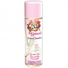 Wet® Naturals™ Sensual Strawberry™