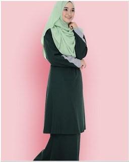 Baju Kurung Melayu Modern Anggun