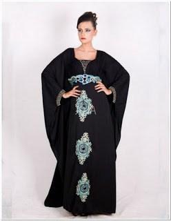 Baju gamis modern dan elegan