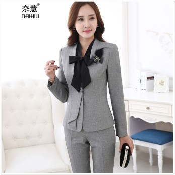 Baju seragam kerja wanita blazer