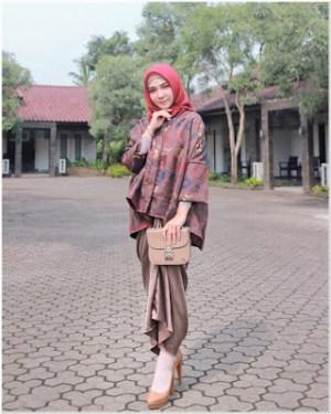 Baju Kondangan Hijab Cantik dan Modern1